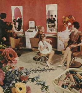 History of Watergate Salon